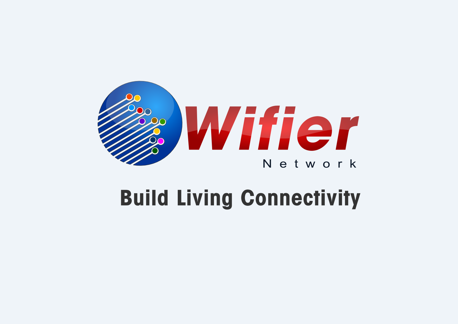 Logo Design by whoosef - Entry No. 232 in the Logo Design Contest New Logo Design for Wifier Network.