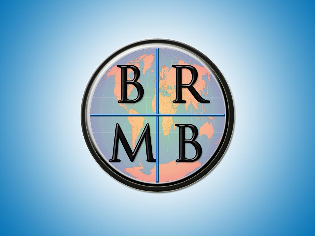 Logo Design by Aljohn Mana-ay - Entry No. 1 in the Logo Design Contest Fun Logo Design for BRMB.