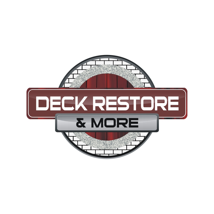 Logo Design by aspstudio - Entry No. 11 in the Logo Design Contest Deck Restore & More.