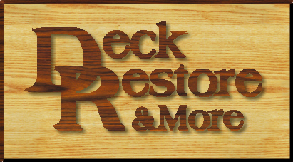 Logo Design by TheTommy2 - Entry No. 12 in the Logo Design Contest Deck Restore & More.