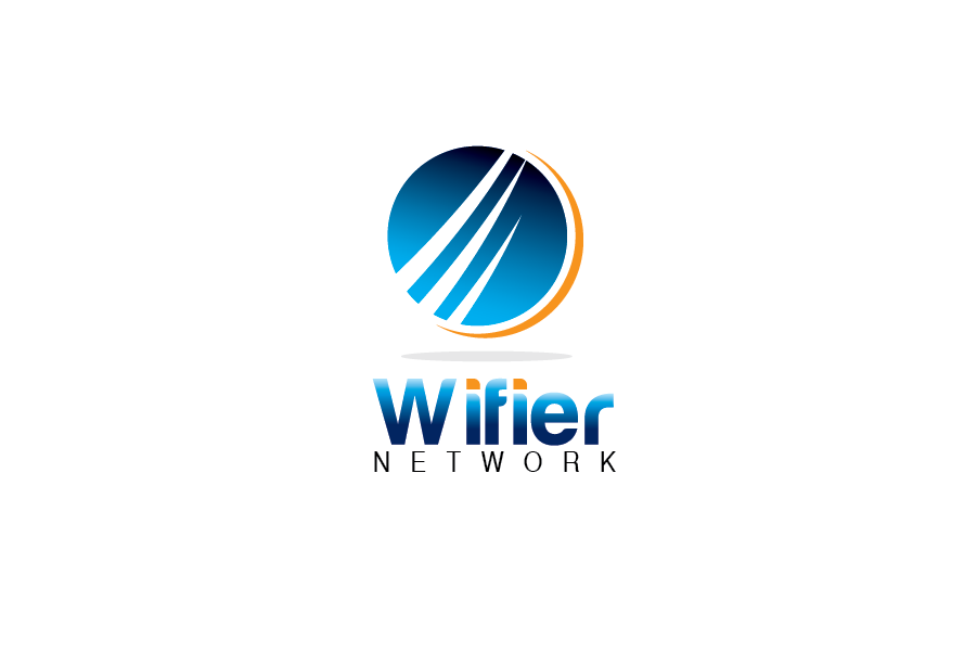Logo Design by Muhammad Moinjaved - Entry No. 248 in the Logo Design Contest New Logo Design for Wifier Network.