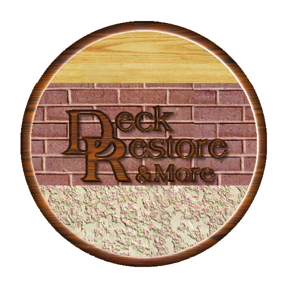 Logo Design by TheTommy2 - Entry No. 13 in the Logo Design Contest Deck Restore & More.