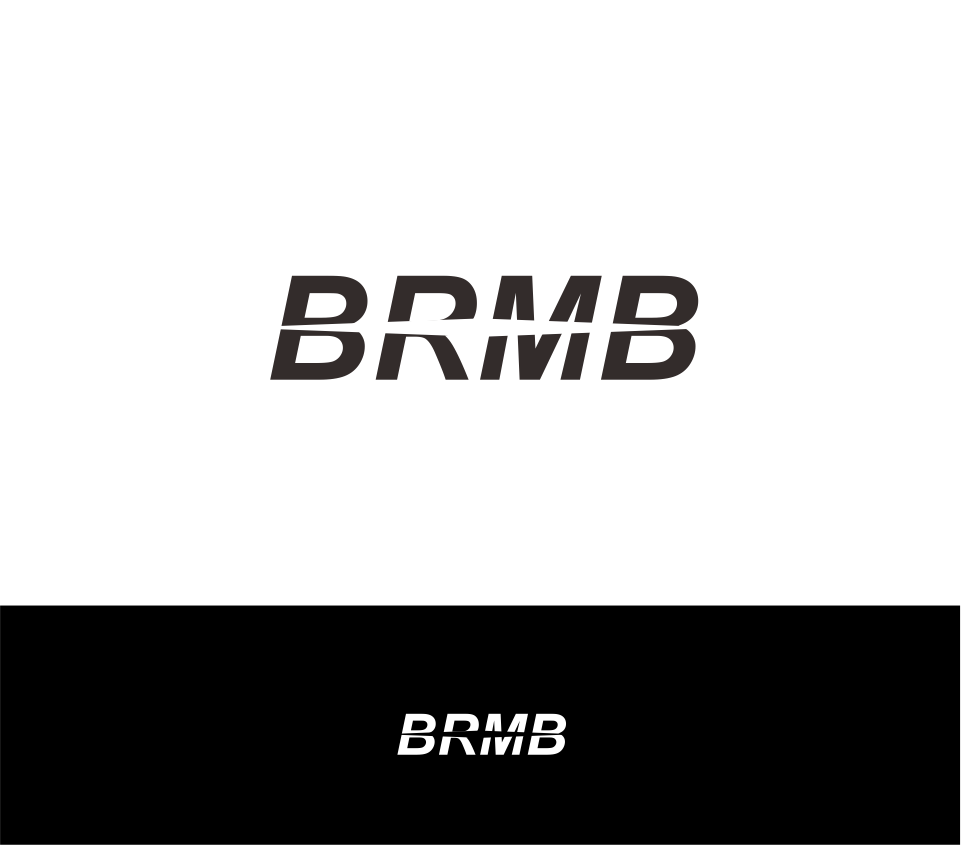 Logo Design by Mitchnick Sunardi - Entry No. 5 in the Logo Design Contest Fun Logo Design for BRMB.