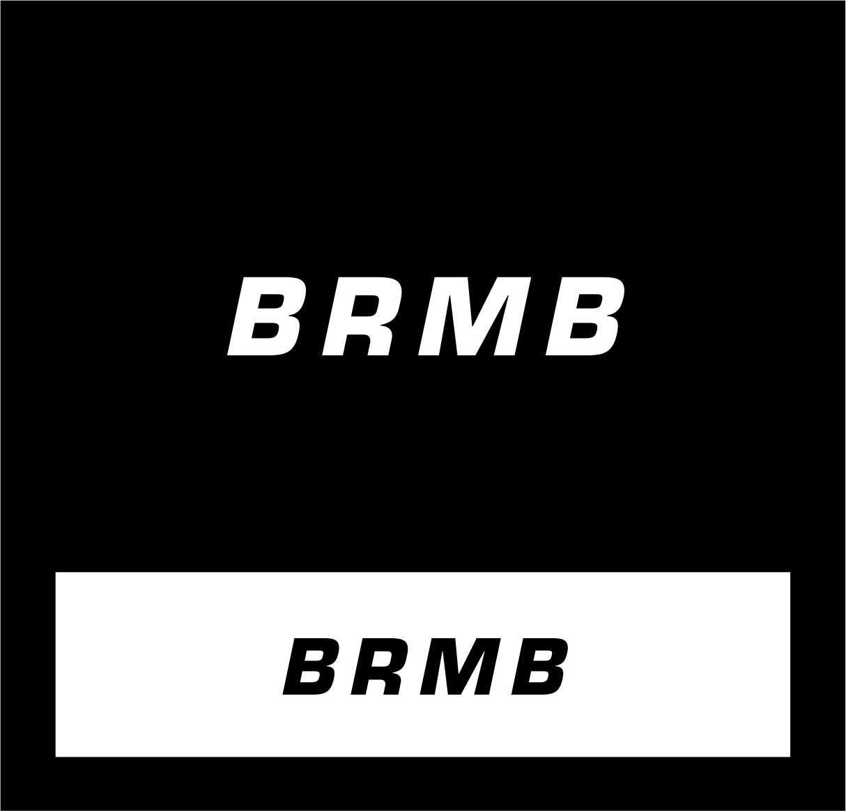 Logo Design by haidu - Entry No. 7 in the Logo Design Contest Fun Logo Design for BRMB.