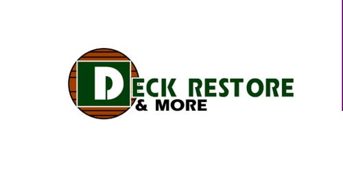 Logo Design by a.astudio - Entry No. 18 in the Logo Design Contest Deck Restore & More.