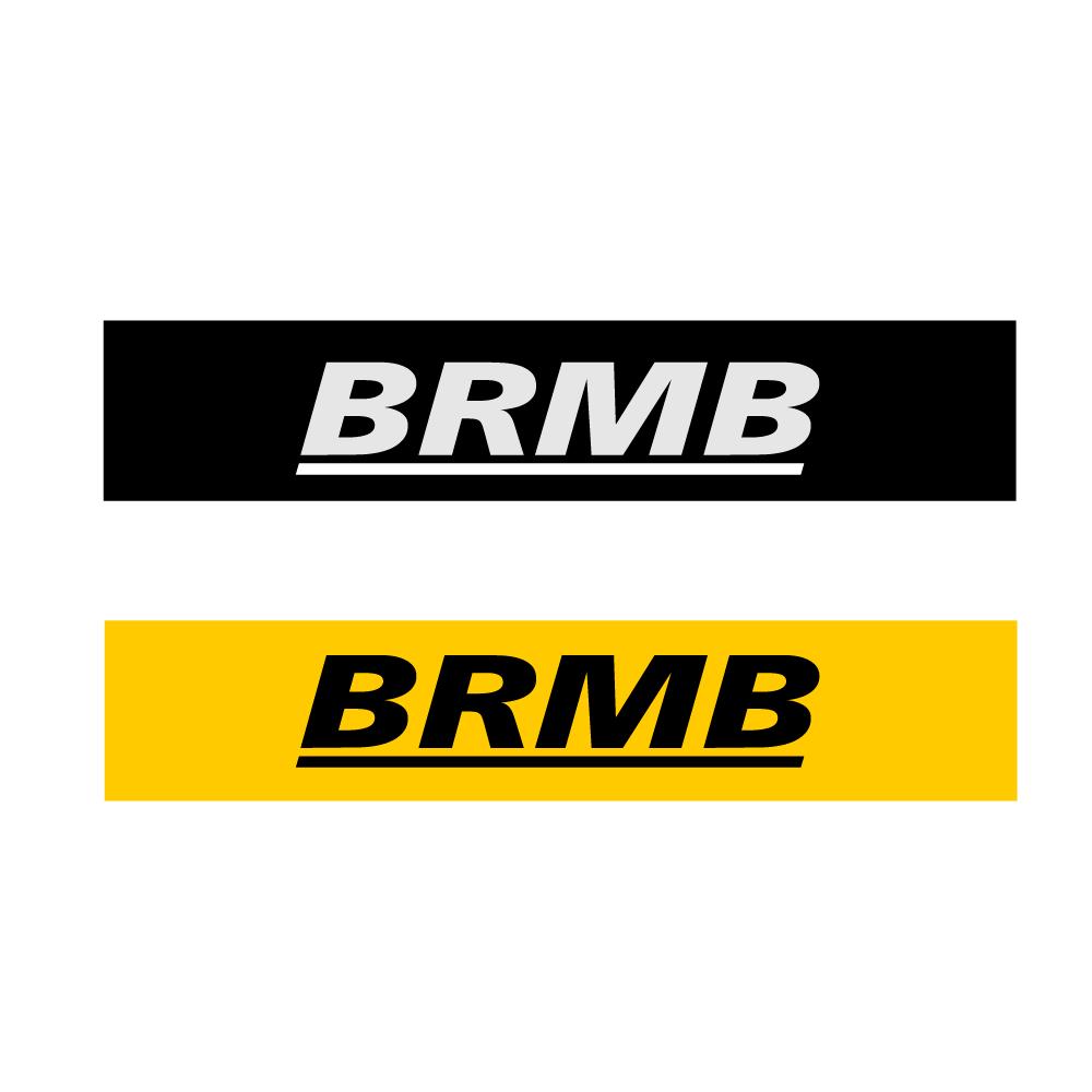 Logo Design by rockin - Entry No. 12 in the Logo Design Contest Fun Logo Design for BRMB.