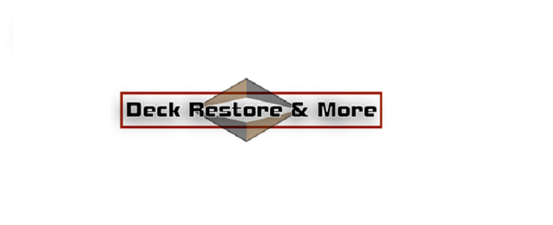 Logo Design by a.astudio - Entry No. 20 in the Logo Design Contest Deck Restore & More.