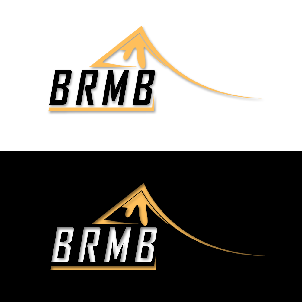 Logo Design by Dex Type - Entry No. 15 in the Logo Design Contest Fun Logo Design for BRMB.