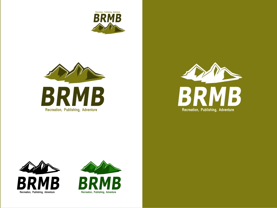 Logo Design by Private User - Entry No. 19 in the Logo Design Contest Fun Logo Design for BRMB.