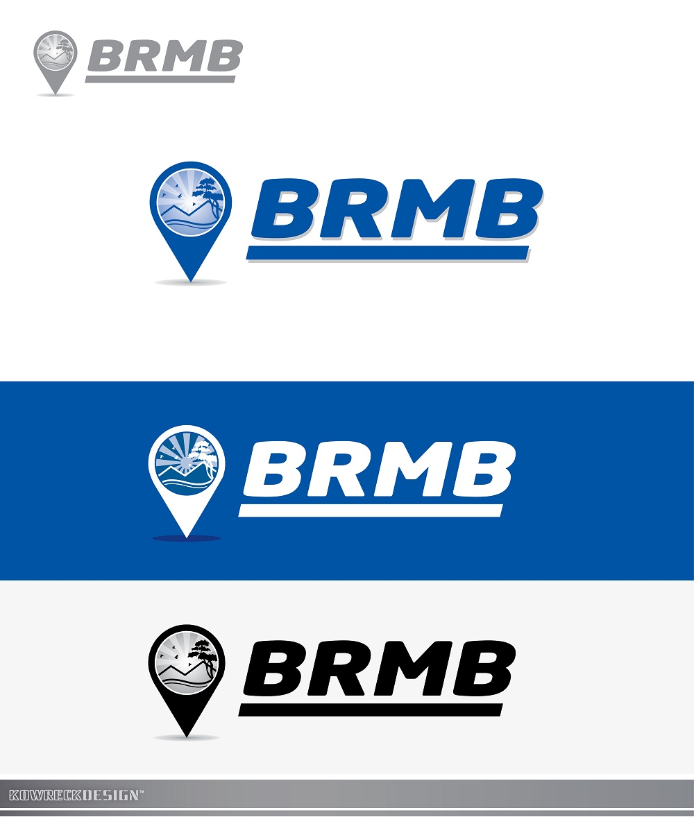 Logo Design by kowreck - Entry No. 22 in the Logo Design Contest Fun Logo Design for BRMB.