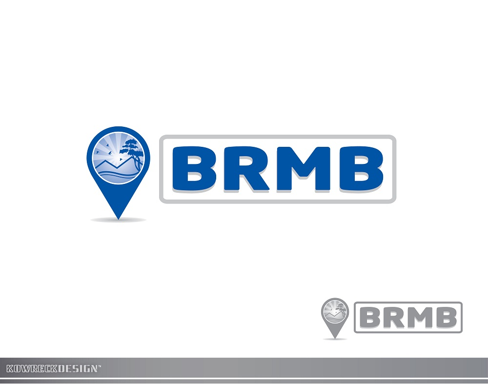Logo Design by kowreck - Entry No. 23 in the Logo Design Contest Fun Logo Design for BRMB.