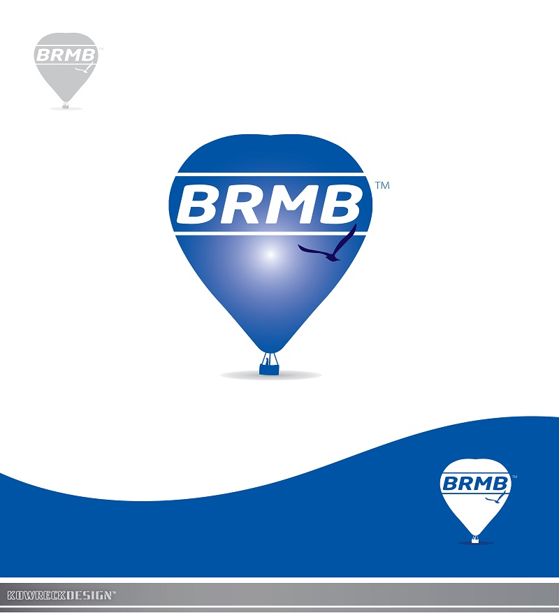 Logo Design by kowreck - Entry No. 24 in the Logo Design Contest Fun Logo Design for BRMB.
