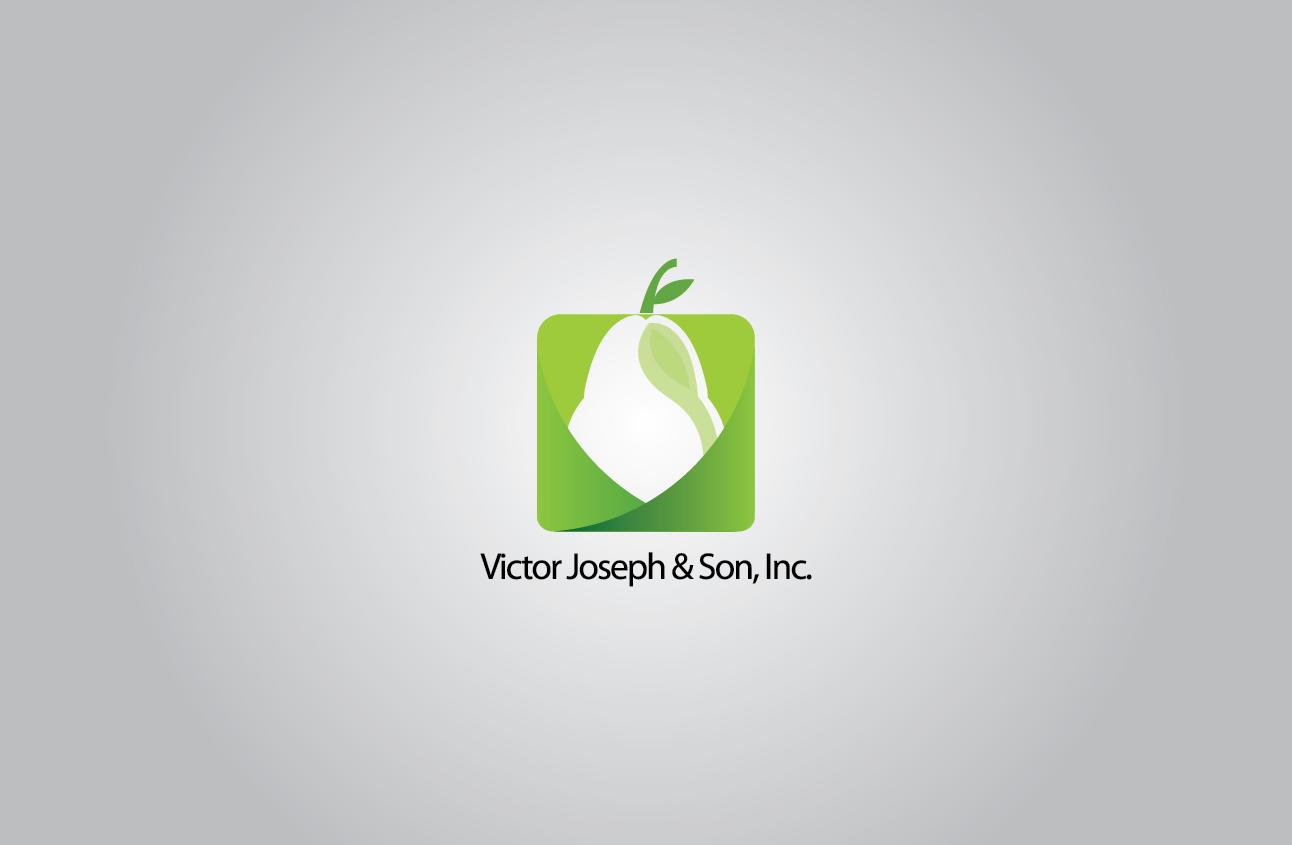 Logo Design by Ifan Maulana - Entry No. 111 in the Logo Design Contest Imaginative Logo Design for Victor Joseph & Son, Inc..