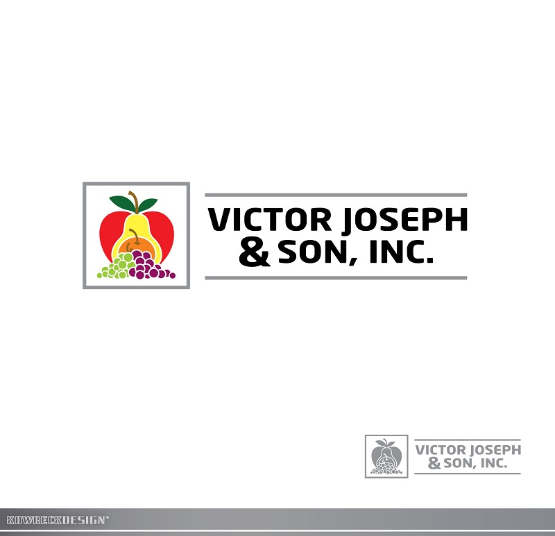 Logo Design by kowreck - Entry No. 113 in the Logo Design Contest Imaginative Logo Design for Victor Joseph & Son, Inc..