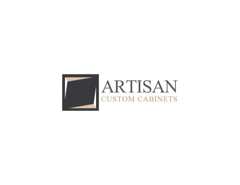 Logo Design by Mahir Hamzic - Entry No. 209 in the Logo Design Contest Creative Logo Design for Artisan Custom Cabinets.