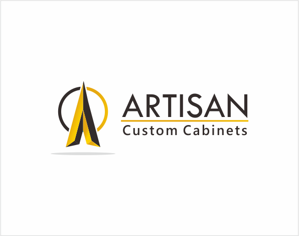 Logo Design by Armada Jamaluddin - Entry No. 214 in the Logo Design Contest Creative Logo Design for Artisan Custom Cabinets.