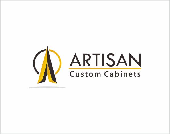 Logo Design by Armada Jamaluddin - Entry No. 214 in the Logo Design Contest Creative Logo Design for Artisan Custom Cabinets.