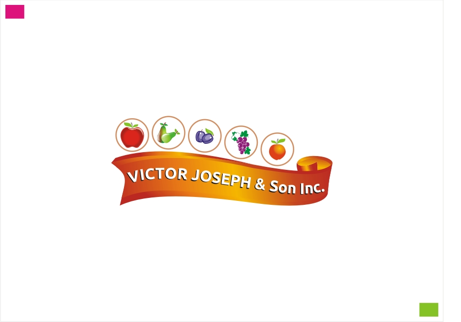 Logo Design by Private User - Entry No. 126 in the Logo Design Contest Imaginative Logo Design for Victor Joseph & Son, Inc..