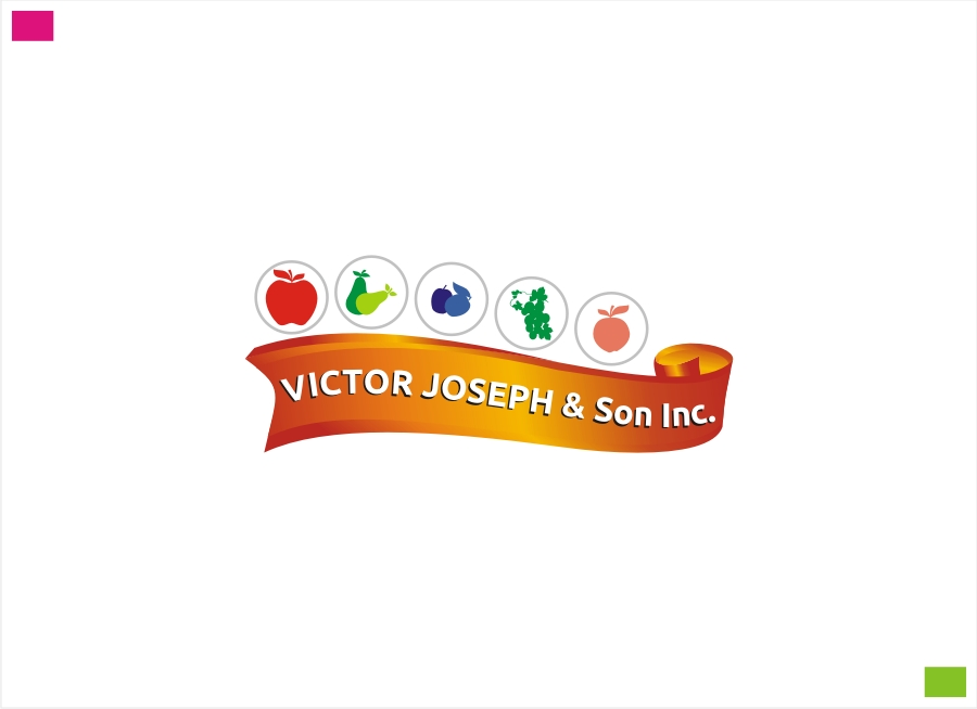Logo Design by Private User - Entry No. 127 in the Logo Design Contest Imaginative Logo Design for Victor Joseph & Son, Inc..