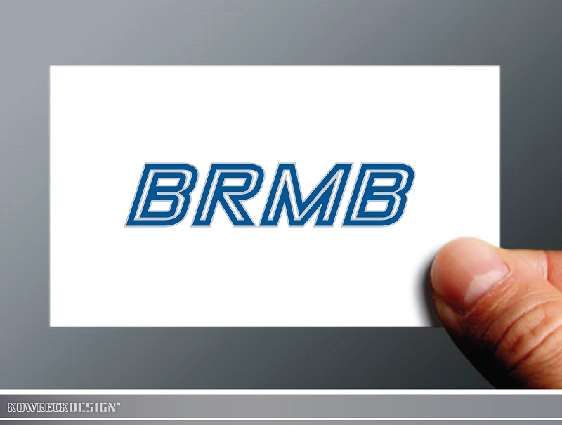 Logo Design by kowreck - Entry No. 28 in the Logo Design Contest Fun Logo Design for BRMB.