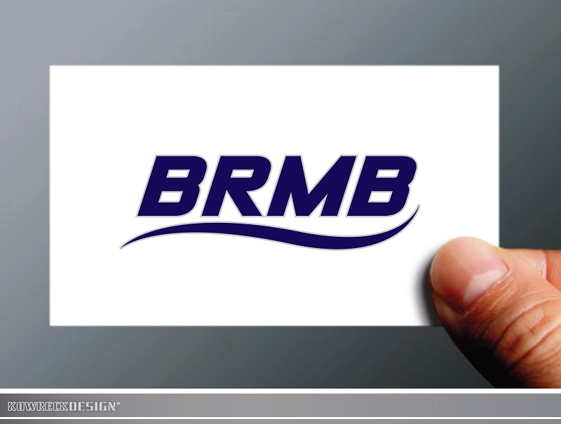 Logo Design by kowreck - Entry No. 29 in the Logo Design Contest Fun Logo Design for BRMB.