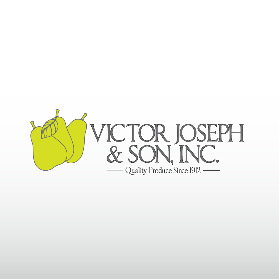 Logo Design by moonflower - Entry No. 130 in the Logo Design Contest Imaginative Logo Design for Victor Joseph & Son, Inc..