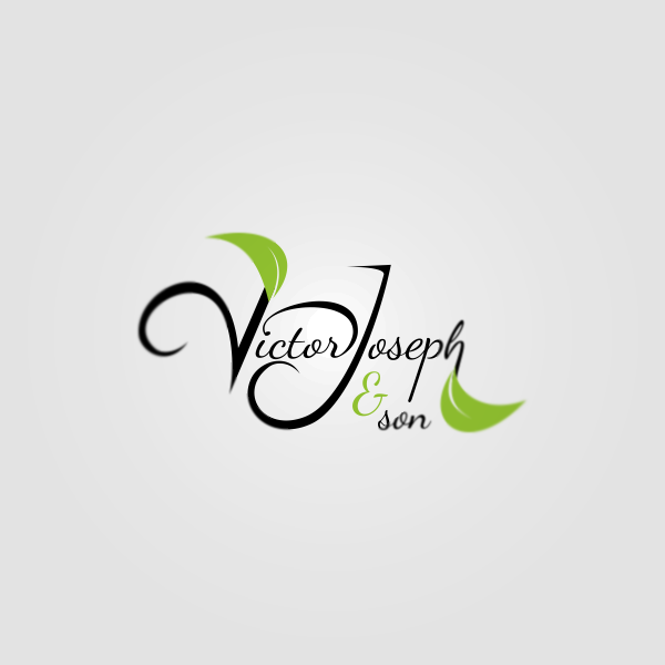 Logo Design by Private User - Entry No. 133 in the Logo Design Contest Imaginative Logo Design for Victor Joseph & Son, Inc..