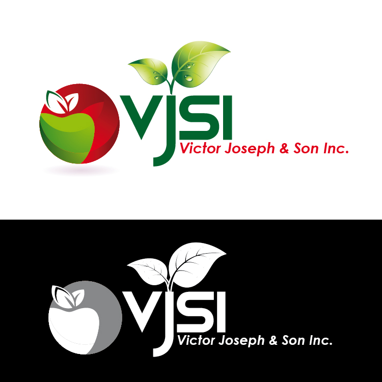 Logo Design by lagalag - Entry No. 134 in the Logo Design Contest Imaginative Logo Design for Victor Joseph & Son, Inc..