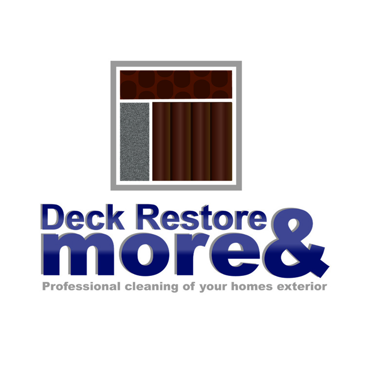 Logo Design by designlot - Entry No. 22 in the Logo Design Contest Deck Restore & More.