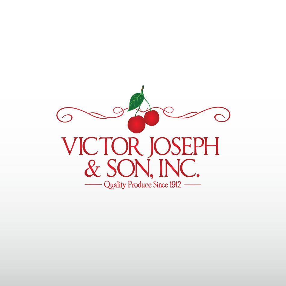Logo Design by moonflower - Entry No. 135 in the Logo Design Contest Imaginative Logo Design for Victor Joseph & Son, Inc..