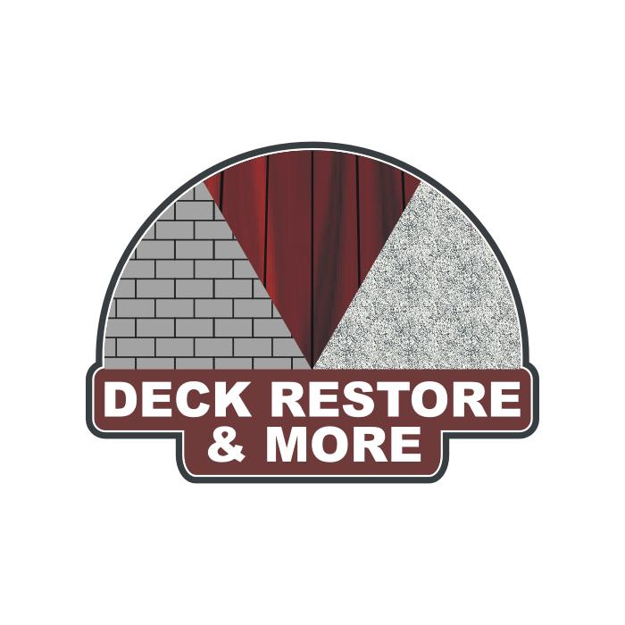 Logo Design by aspstudio - Entry No. 24 in the Logo Design Contest Deck Restore & More.