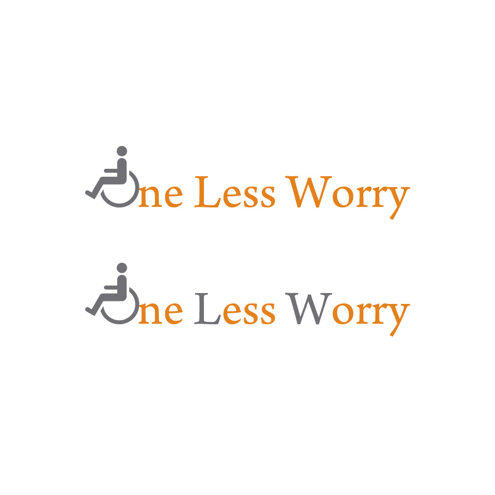 Logo Design by omARTist - Entry No. 62 in the Logo Design Contest Creative Logo Design for FS - One Less Worry.