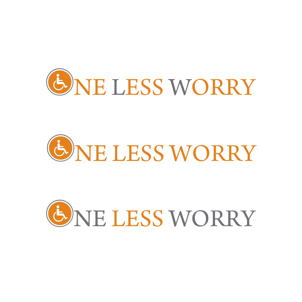 Logo Design by omARTist - Entry No. 63 in the Logo Design Contest Creative Logo Design for FS - One Less Worry.