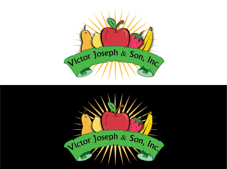 Logo Design by Private User - Entry No. 142 in the Logo Design Contest Imaginative Logo Design for Victor Joseph & Son, Inc..