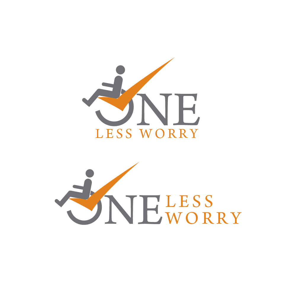 Logo Design by omARTist - Entry No. 66 in the Logo Design Contest Creative Logo Design for FS - One Less Worry.