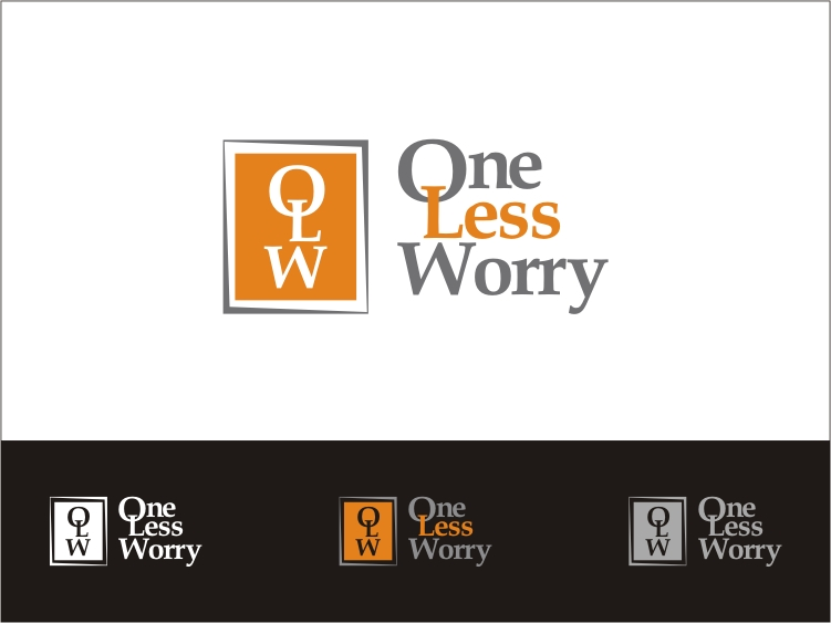 Logo Design by RED HORSE design studio - Entry No. 67 in the Logo Design Contest Creative Logo Design for FS - One Less Worry.