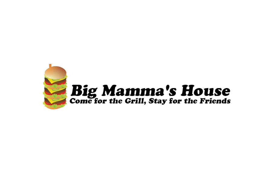 Logo Design by Private User - Entry No. 63 in the Logo Design Contest Captivating Logo Design for Big Mamma's House.