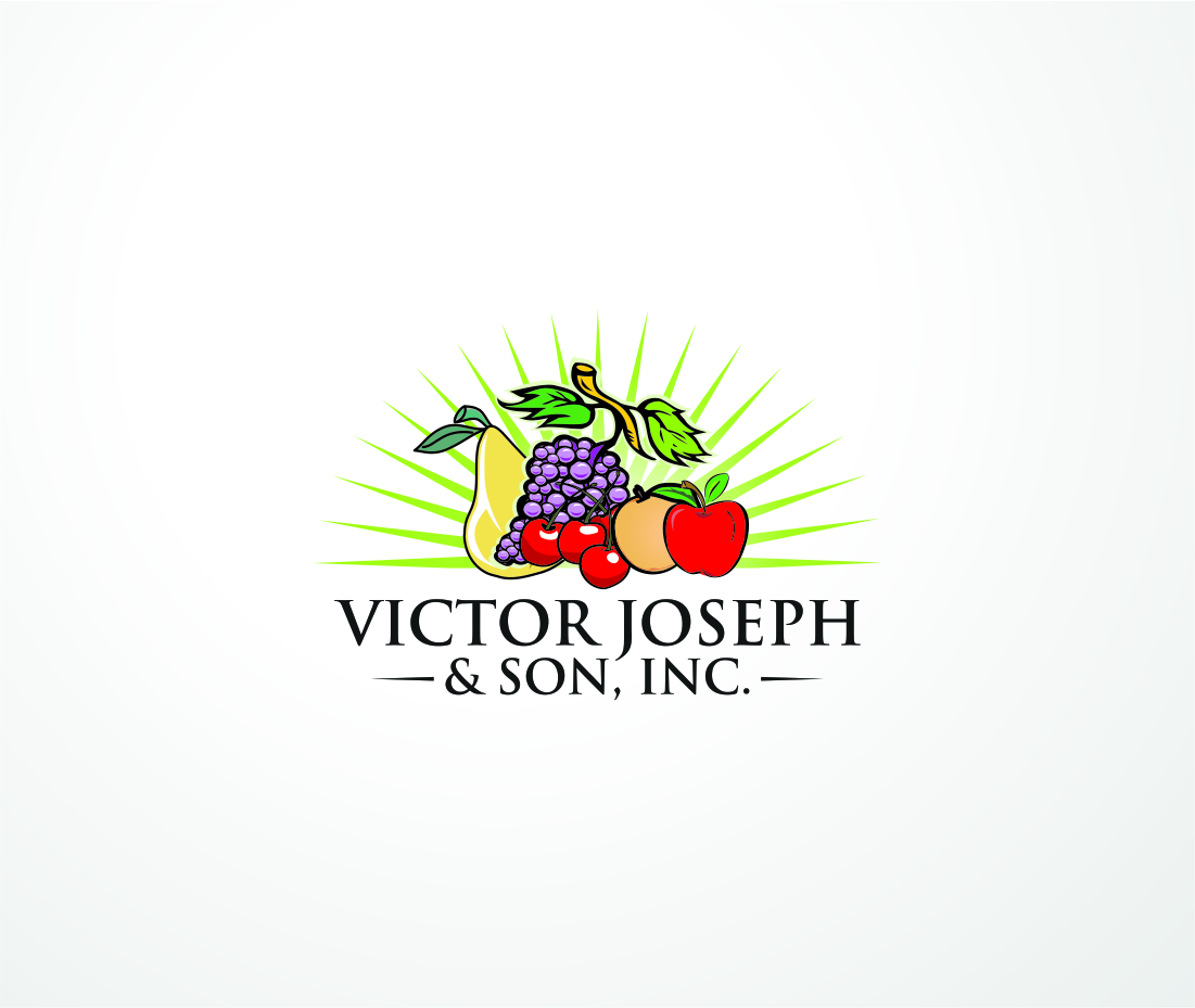 Logo Design by haidu - Entry No. 150 in the Logo Design Contest Imaginative Logo Design for Victor Joseph & Son, Inc..