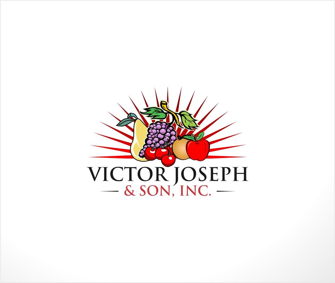 Logo Design by haidu - Entry No. 151 in the Logo Design Contest Imaginative Logo Design for Victor Joseph & Son, Inc..