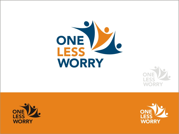 Logo Design by RED HORSE design studio - Entry No. 73 in the Logo Design Contest Creative Logo Design for FS - One Less Worry.