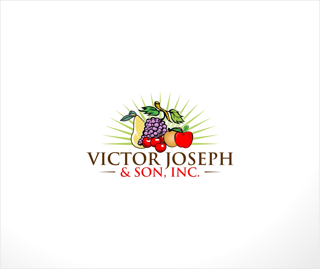 Logo Design by haidu - Entry No. 155 in the Logo Design Contest Imaginative Logo Design for Victor Joseph & Son, Inc..