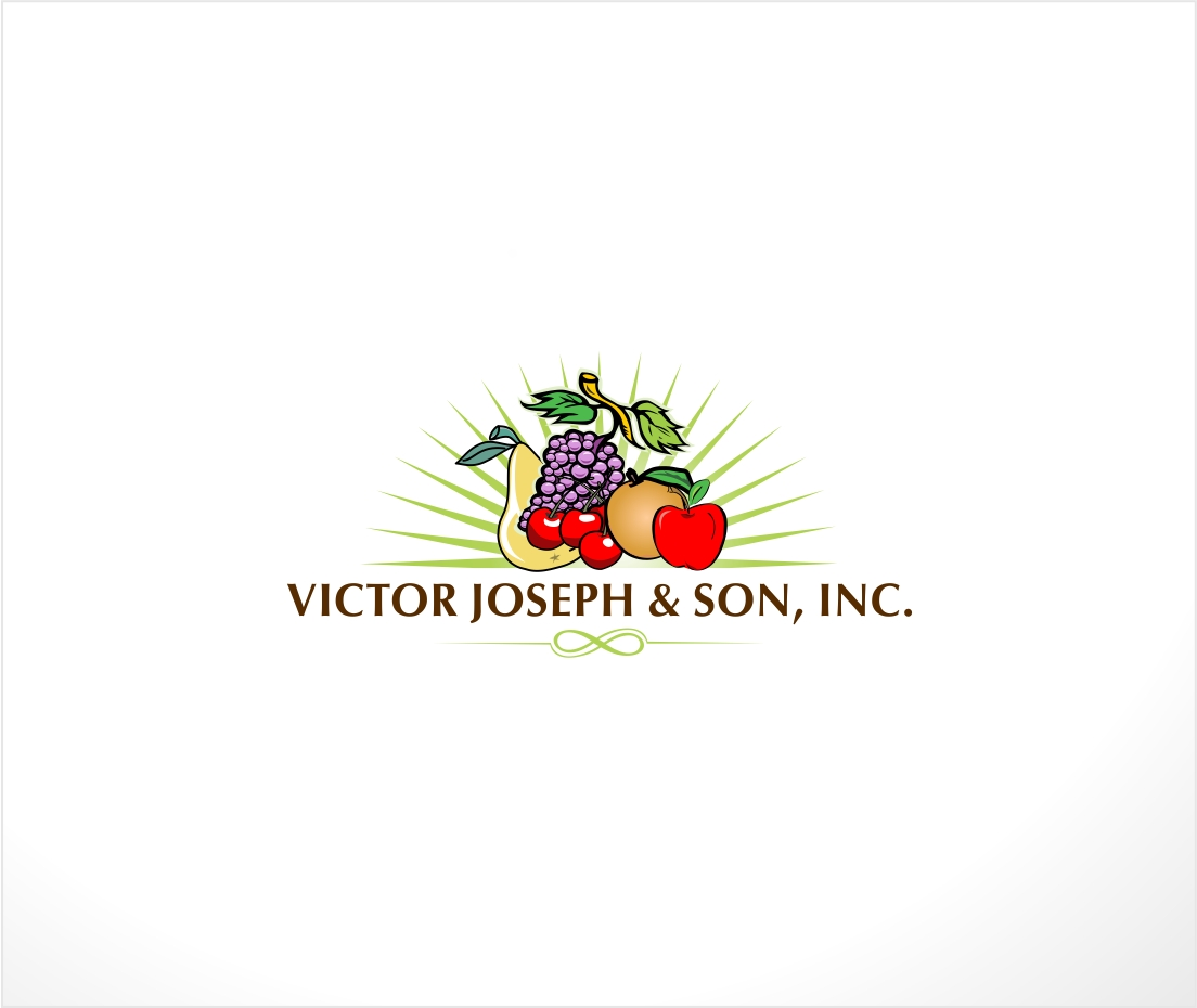 Logo Design by haidu - Entry No. 156 in the Logo Design Contest Imaginative Logo Design for Victor Joseph & Son, Inc..