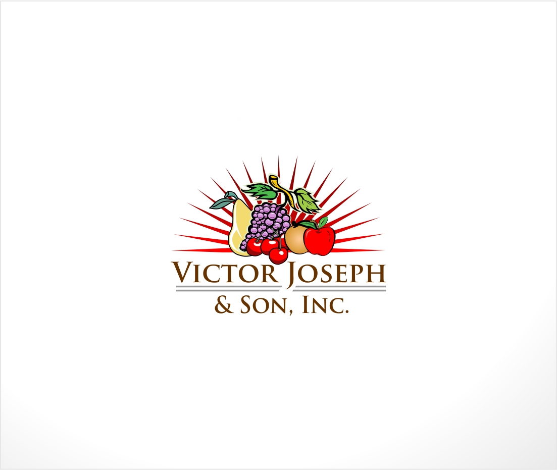 Logo Design by haidu - Entry No. 158 in the Logo Design Contest Imaginative Logo Design for Victor Joseph & Son, Inc..