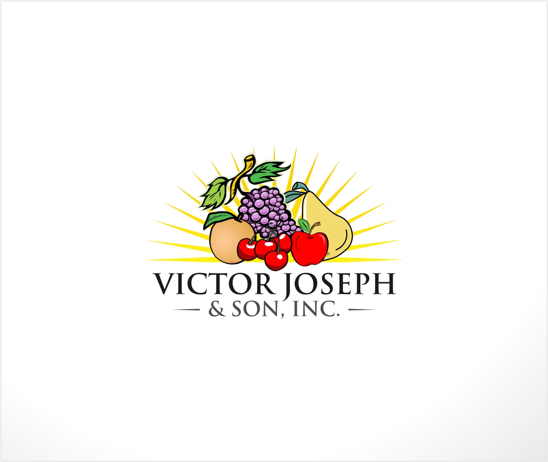 Logo Design by haidu - Entry No. 159 in the Logo Design Contest Imaginative Logo Design for Victor Joseph & Son, Inc..