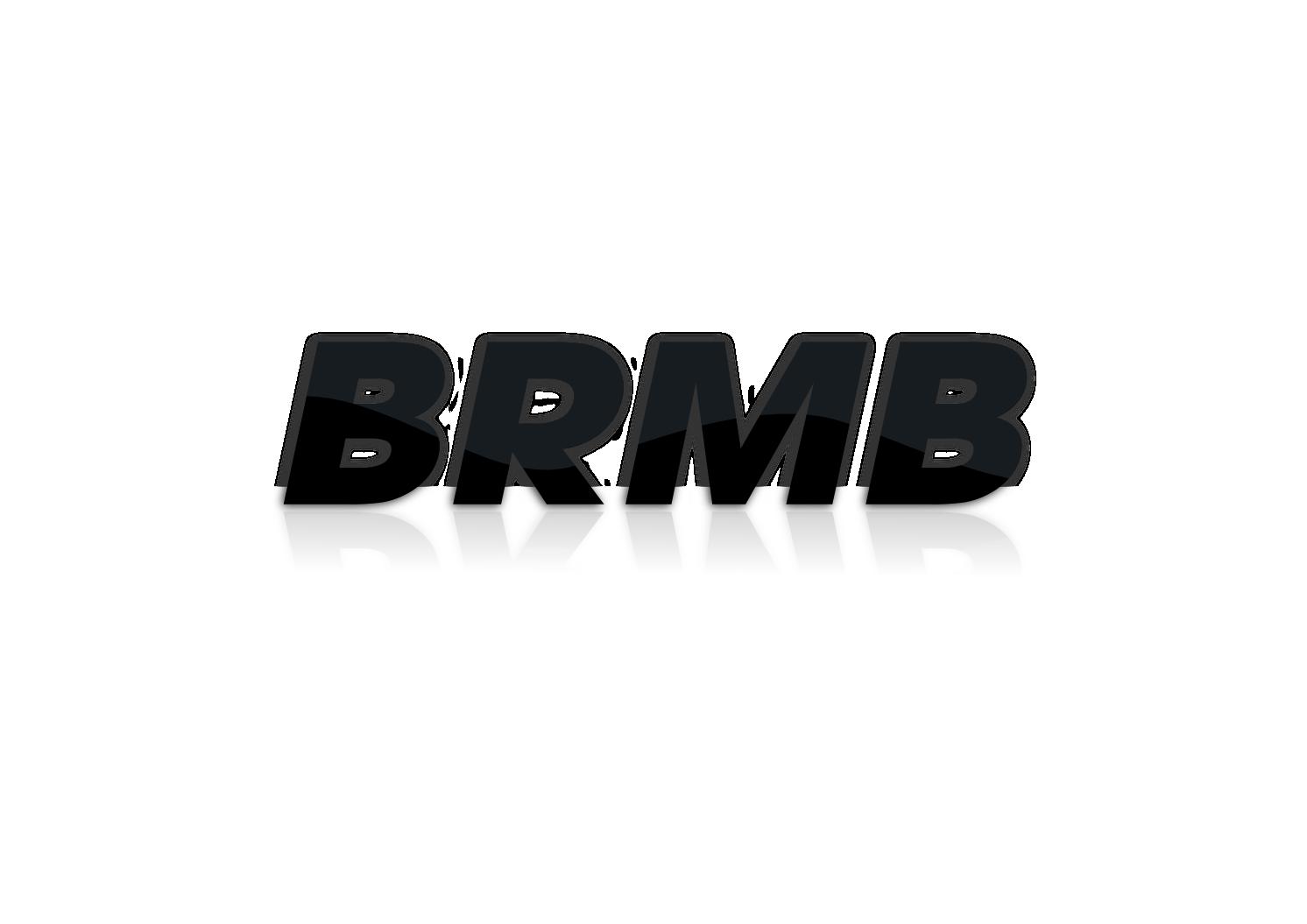 Logo Design by whoosef - Entry No. 35 in the Logo Design Contest Fun Logo Design for BRMB.