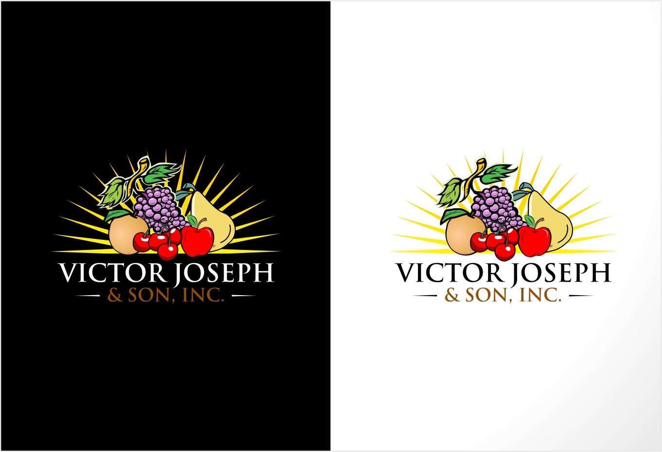 Logo Design by haidu - Entry No. 160 in the Logo Design Contest Imaginative Logo Design for Victor Joseph & Son, Inc..
