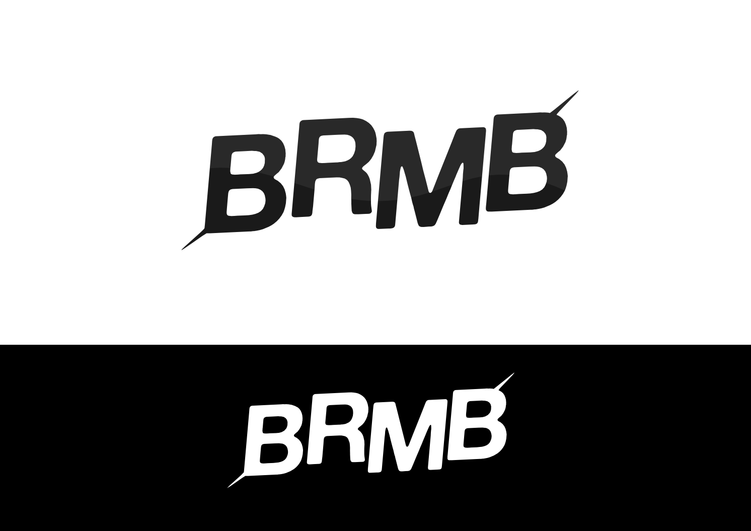 Logo Design by whoosef - Entry No. 37 in the Logo Design Contest Fun Logo Design for BRMB.