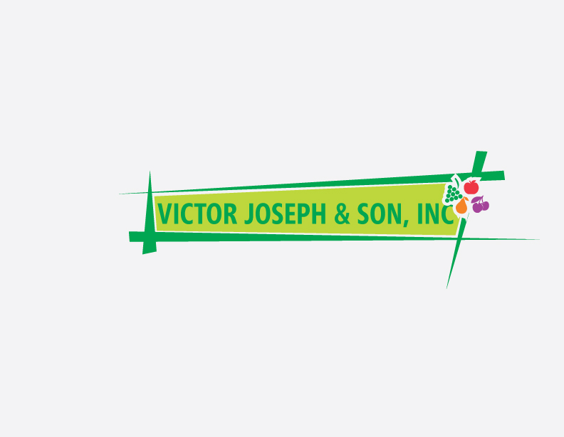 Logo Design by Private User - Entry No. 162 in the Logo Design Contest Imaginative Logo Design for Victor Joseph & Son, Inc..
