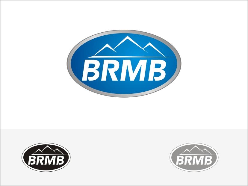 Logo Design by RED HORSE design studio - Entry No. 40 in the Logo Design Contest Fun Logo Design for BRMB.
