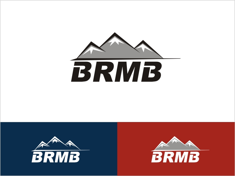 Logo Design by RED HORSE design studio - Entry No. 45 in the Logo Design Contest Fun Logo Design for BRMB.